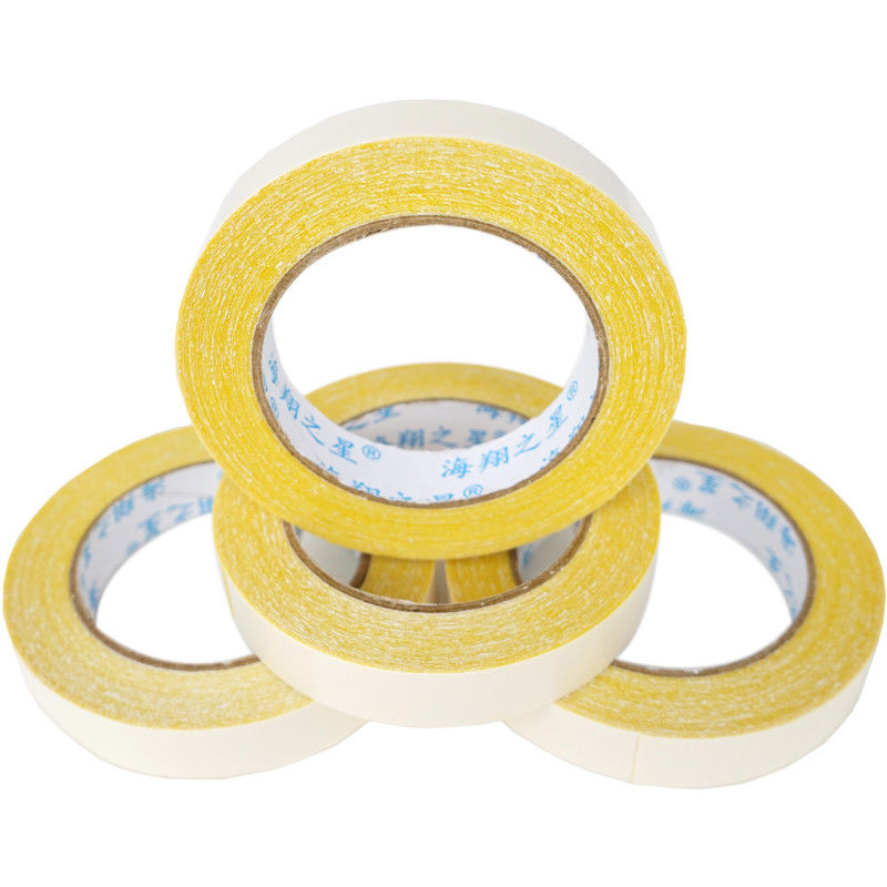 Residue Free Double Sided Carpet Seam Tape Cotton Cloth Fit All Floor Surfaces