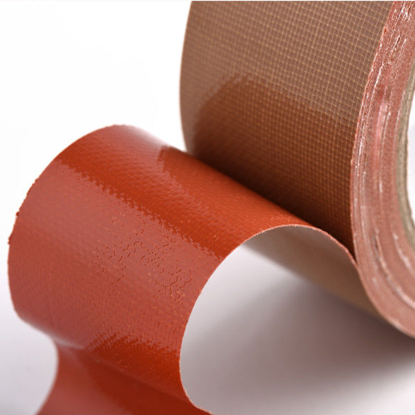 Single Sided Cloth Duct Tape , Strong Adhesive Cloth Masking Tape For Air Conditioner
