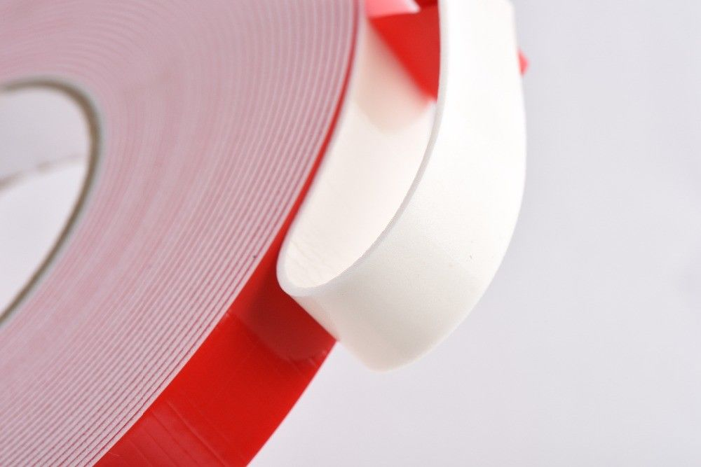 Solvent Based Sticky Double Sided Permanent Adhesive Tape Sealing Trunk Profile