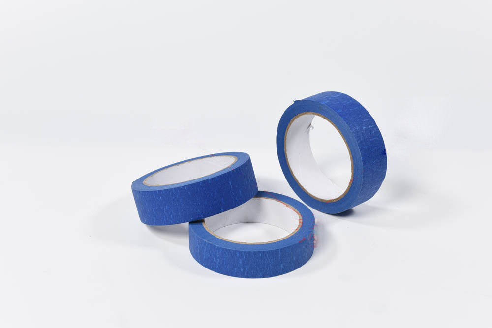 Surface Home Painting Blue Painters Masking Tape 14 Days Outdoor UV Resistant