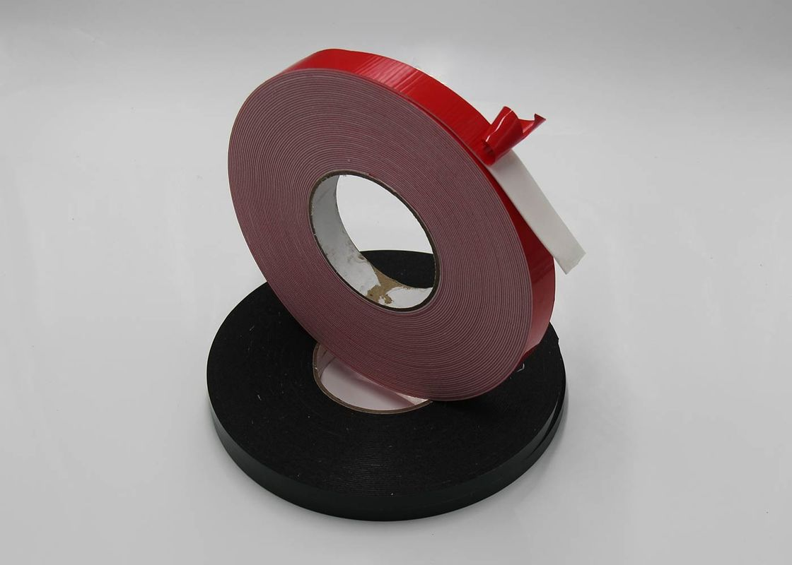 Heat Resistant PE Foam Tape Industrial Strength 0.5-10mm Thickness Convenient Sticking
