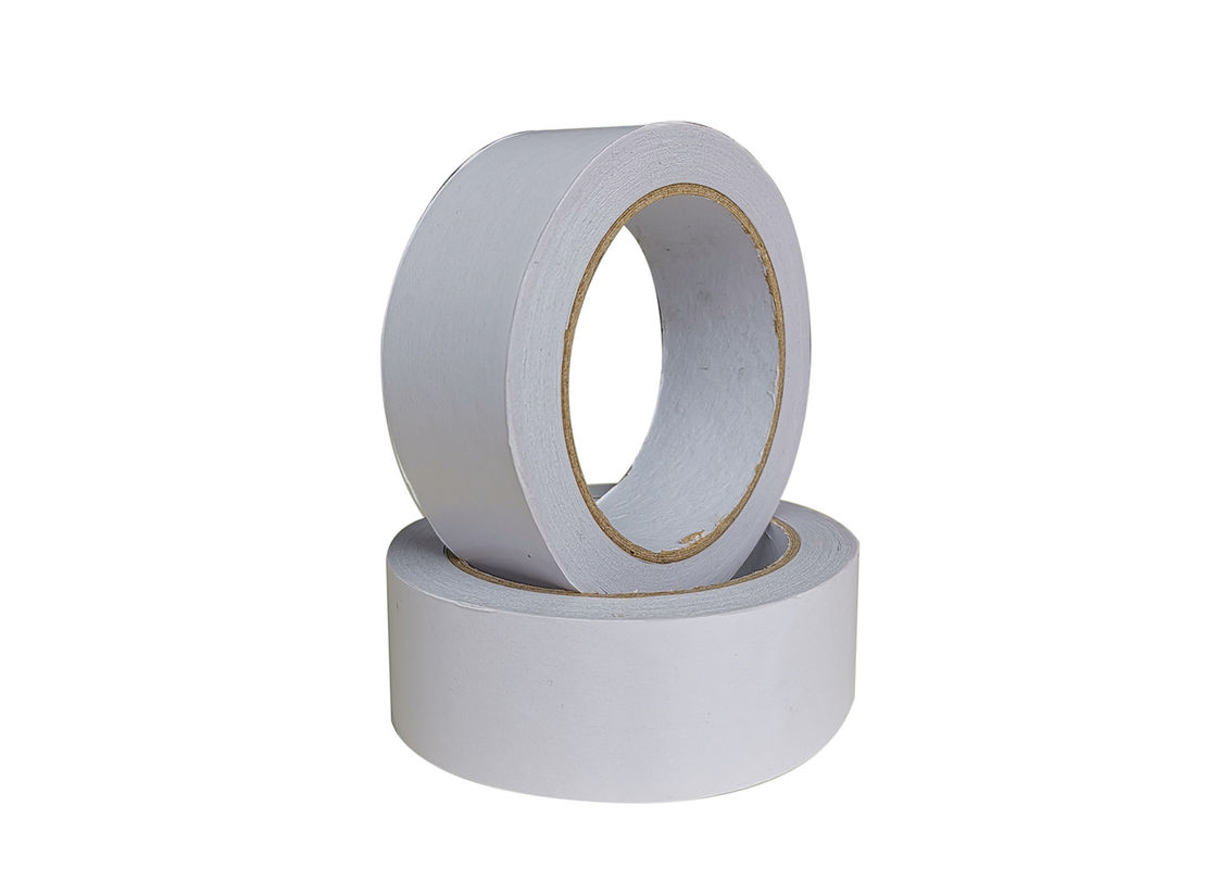 Yellow High Tack Double Sided Splice Tape For Flying Splice In  Paper Industry