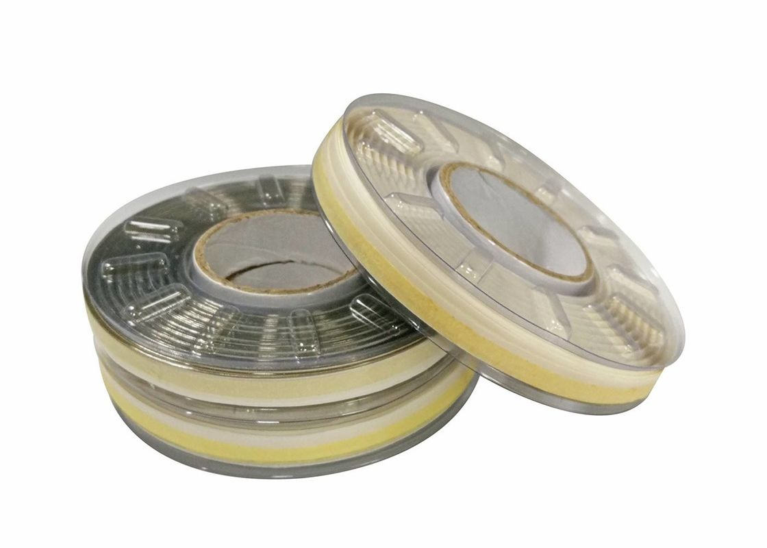 Heavy Duty Double Side Pet Tape With Fiberline Trim For Spray Trimming