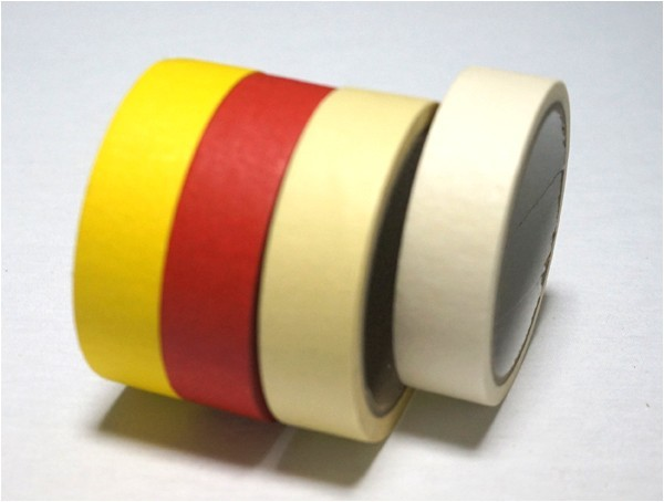 14 Days UV Protection Colored Masking Tape